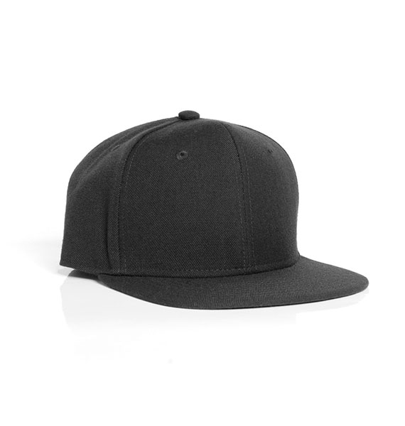 AS Trim Snapback Cap