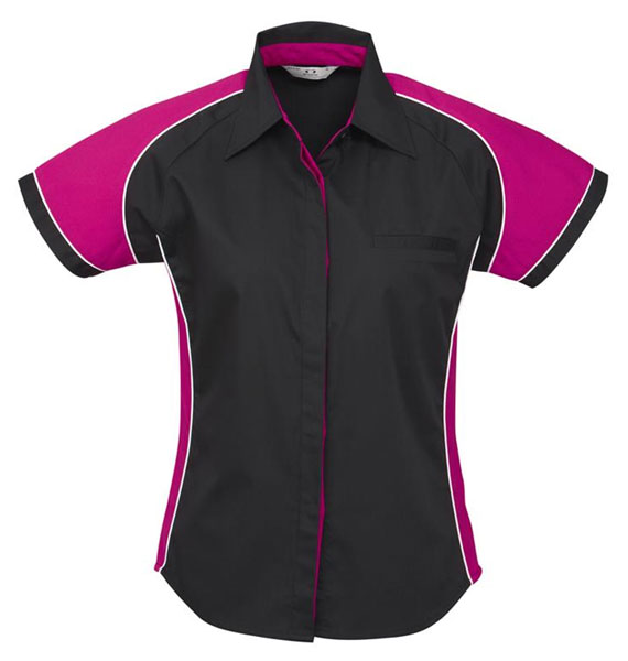 Ladies Nitro Short Sleeve Shirt