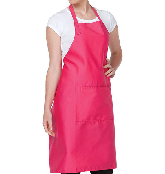 Apron With Pocket Bib