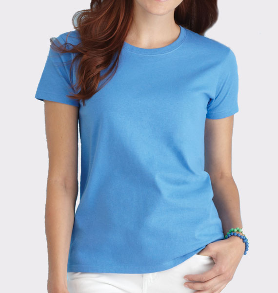 Ladies Ultra Cotton T-Shirts