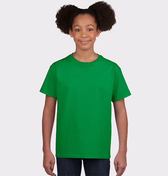 Kids Youth Ultra Cotton T-Shirt