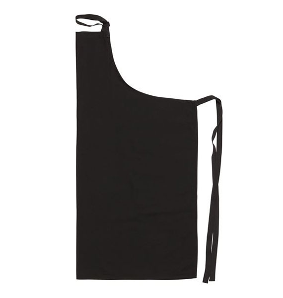 Apron Without Pocket Bib