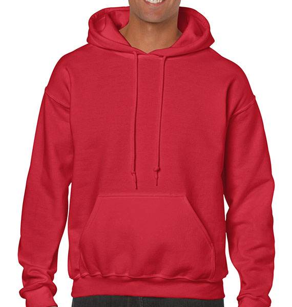Gildan Mens Heavy Blend Hooded Sweatshirt