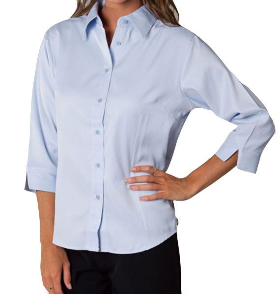 Ladies Corporate Lady 3/4 Shirt
