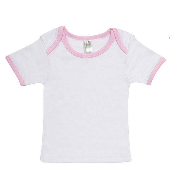 Kids Babies Short Sleeve T-shirt