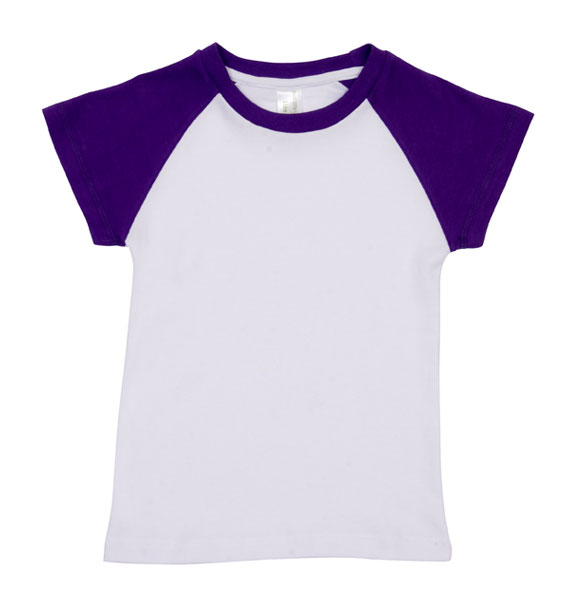 Kids Babies Raglan Sleeve T-shirt