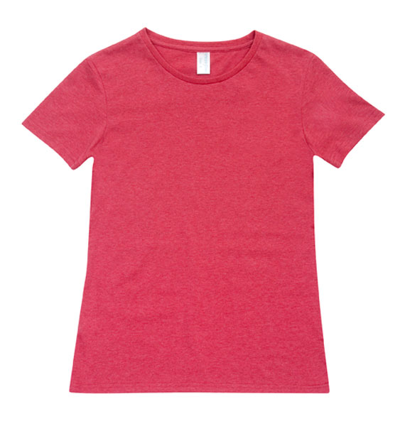 Ladies Colour Marl Tee