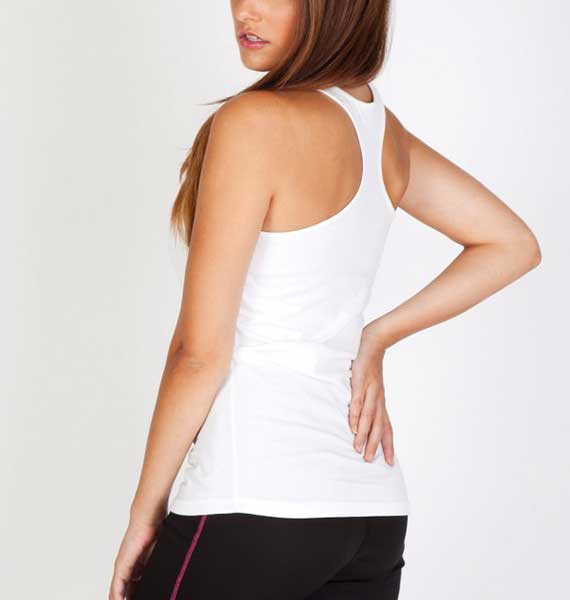 Ladies T-Back Singlets
