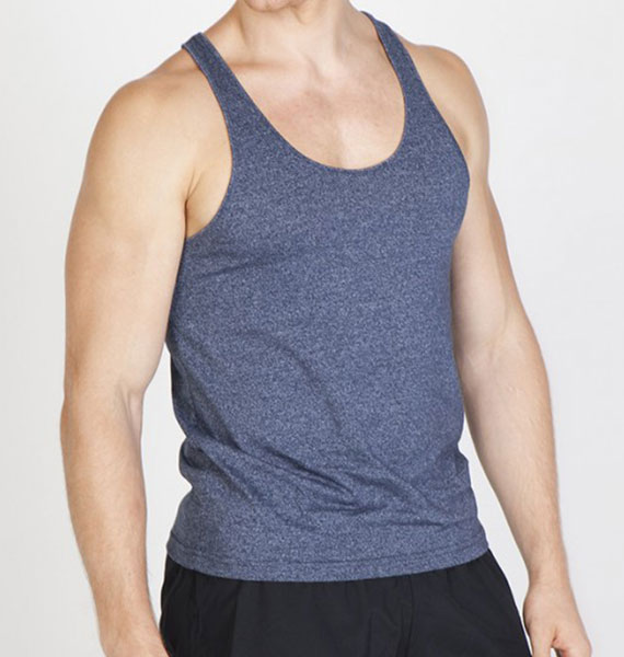 Ramo Mens Greatness Athletic T Back Singlet