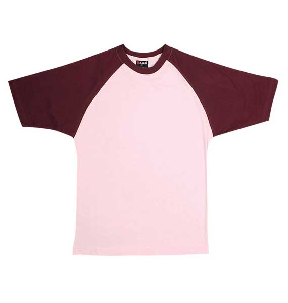 Ladies Raglan Sleeve Tee