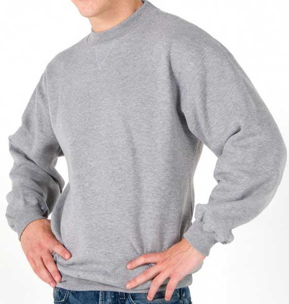 Crew Neck Sloppy Joe