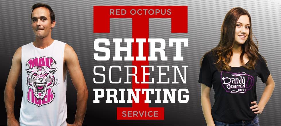 Custom Screen Printed T-shirts Brisbane | Australia Wide